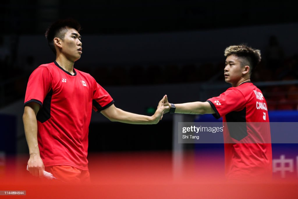 CHN: Total BWF Sudirman Cup 2019 - Day 1