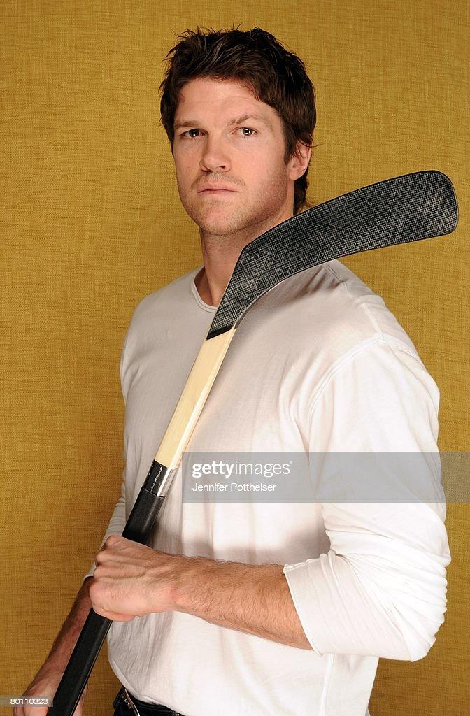 NHL All-Star Stylized Portrait Shoot : Nachrichtenfoto