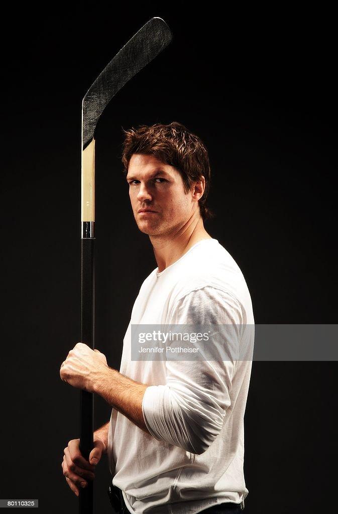 NHL All-Star Stylized Portrait Shoot : Foto di attualità