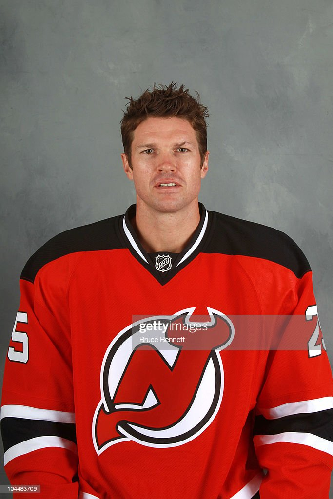 New Jersey Devils Headshots