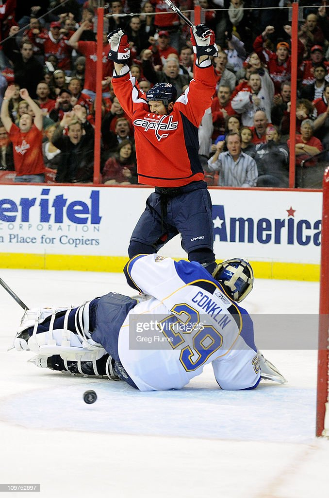 St. Louis Blues v Washington Capitals