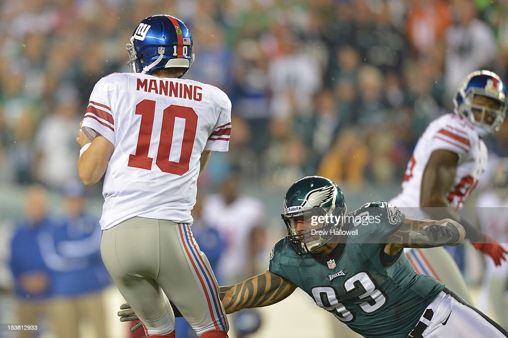 New York Giants v Philadelphia Eagles : Foto jornalística