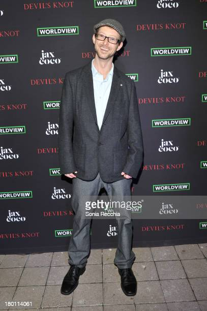 Jason Baldwin attends Devil's Knot Cast Dinner Presented By Jax Coco At Hudson Kitchen 2013 Toronto International Film Festival on September 8 2013...