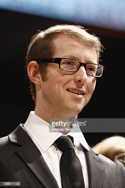 Jason Baldwin attends the Cinema for Peace Gala ceremony at the Konzerthaus Am Gendarmenmarkt during day five of the 62nd Berlin International Film...