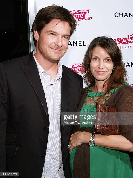 Jason Bateman and wife Amanda Anka during Columbia Pictures and CHANEL Present a Special Screening of Marie Antoinette at ArcLight in Hollywood...
