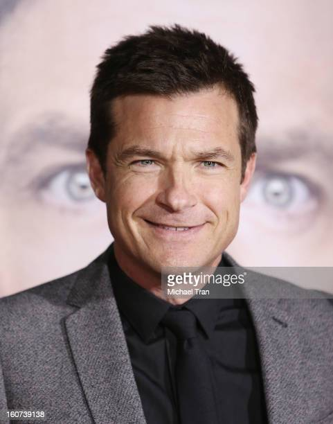 """Jason Bateman arrives at the Los Angeles premiere of """"Identity Thief"""" held at Mann Village Theatre on February 4, 2013 in Westwood, California."""