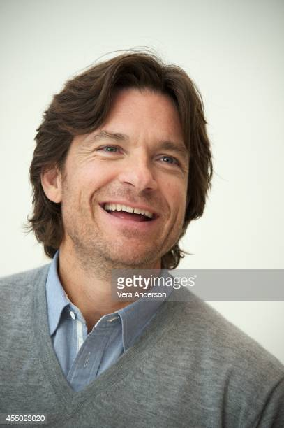 Jason Bateman at the 'This Is Where I Leave You' Press Conference at the ShangriLa Hotel on September 7 2014 in Toronto Ontario