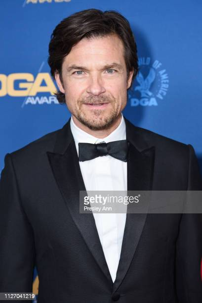 Jason Bateman attends 71st Annual Directors Guild Of America Awards at The Ray Dolby Ballroom at Hollywood Highland Center on February 02 2019 in...