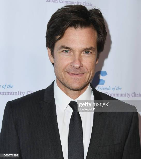 Jason Bateman attends Friends Of The Saban Community Clinic's 42nd Annual Gala at The Beverly Hilton Hotel on November 12 2018 in Beverly Hills...