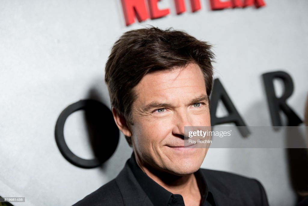 Jason Bateman attends the 'Ozark' New York Screening at The Metrograph on July 20, 2017 in New York City.