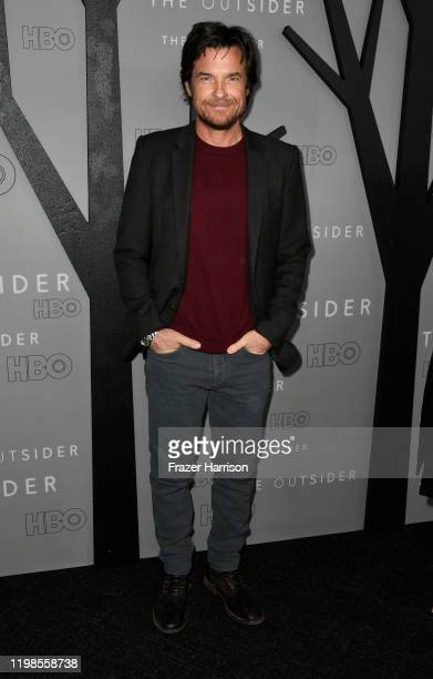 """Jason Bateman attends the Premiere Of HBO's """"The Outsider"""" at DGA Theater on January 09, 2020 in Los Angeles, California."""