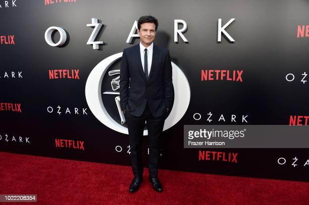 Jason Bateman attends the Premiere Of Netflix's 'Ozark' Season 2 at ArcLight Cinemas on August 23 2018 in Hollywood California
