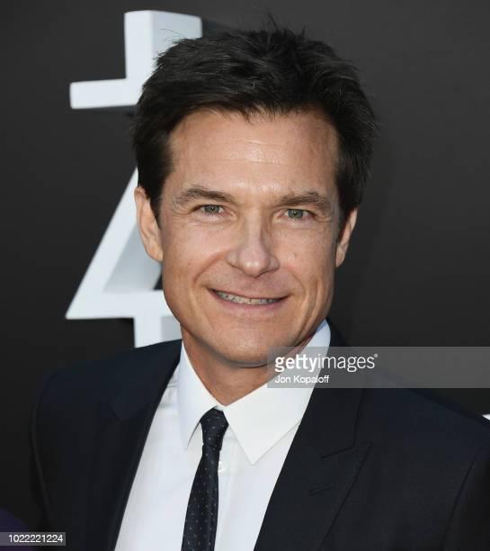 "Jason Bateman attends the premiere of Netflix's ""Ozark"" Season 2 at ArcLight Cinemas on August 23, 2018 in Hollywood, California."