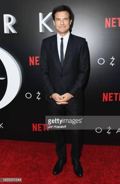 Jason Bateman attends the premiere of Netflix's Ozark Season 2 at ArcLight Cinemas on August 23 2018 in Hollywood California