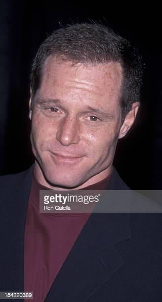 Jason Beghe attends CBS TV Summer Press Tour on July 24 1998 at the Ritz Carlton Hotel in Pasadena California