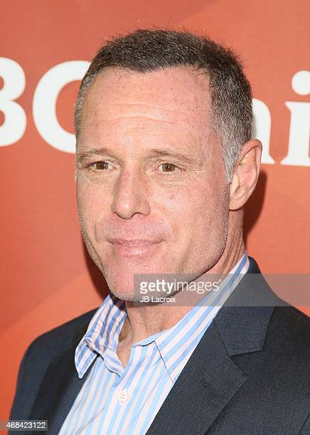 Jason Beghe attends the 2015 NBCUniversal Summer Press Day held at the The Langham Huntington Hotel and Spa on April 02 2015 in Pasadena California