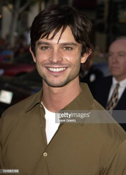 """Jason Behr during """"Windtalkers"""" Premiere at Grauman's Chinese Theatre in Hollywood, California, United States."""