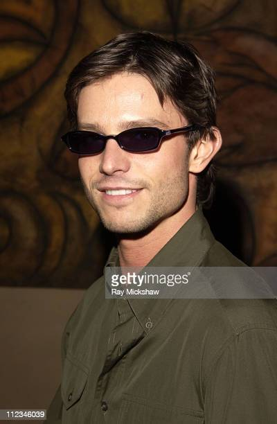Jason Behr in Sama Eyewear during Movieline's 4th Annual Young Hollywood Awards - Inside at The Highlands in Hollywood, California, United States.
