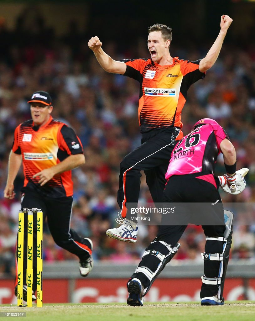 Big Bash League - Sixers v Scorchers