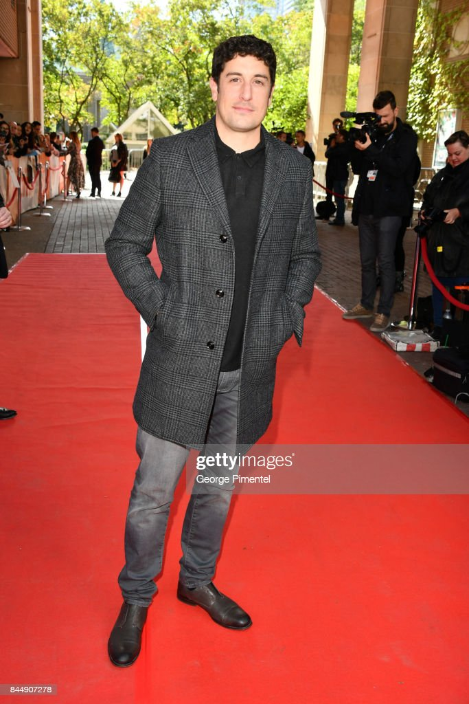 Jason Biggs attends the 'Who We Are Now' premiere during the 2017 Toronto International Film Festival at Ryerson Theatre on September 9, 2017 in Toronto, Canada.