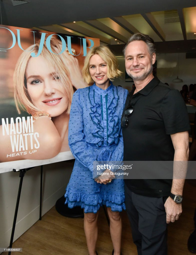 NY: DuJour Media's Jason Binn and Naomi Watts Memorial Day Kick-Off