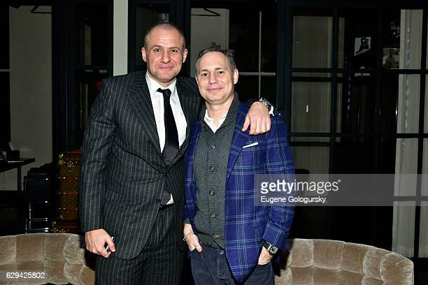 Jason Binn, and Ronn Torossian attend the JetSmarter x Material Good VIP Event Hosted By Talent Resources at Material Good on December 12, 2016 in...