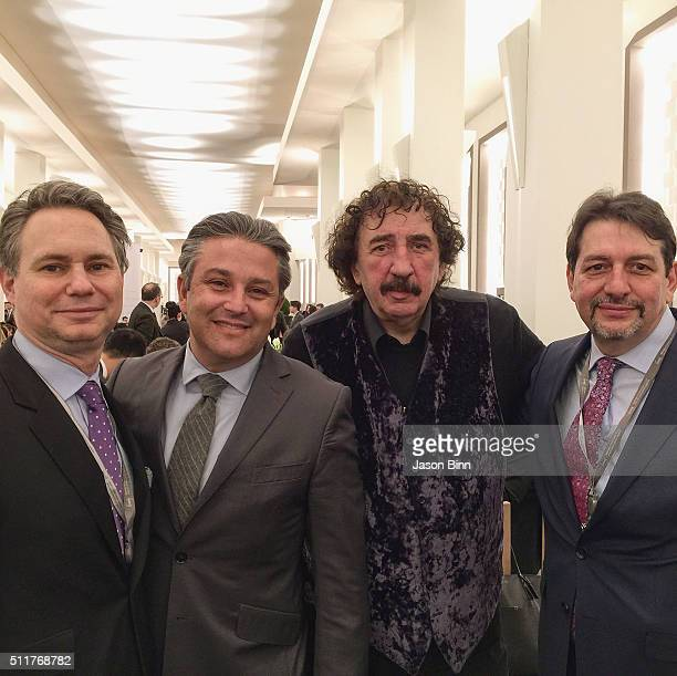 Jason Binn Directeur General of Cartier South East Europe Franc¸oisMarc Sastre Monty Shadow Global Head Customer Marketing and Alliances Partnerships...