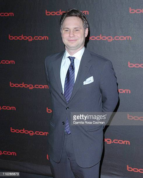 Jason Binn during Bodog Poker Interface Launch Party and Poker Night at The Rainbow Room in New York City New York United States