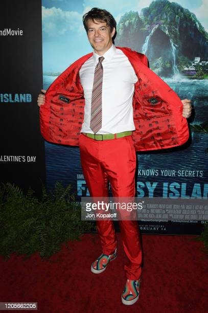 Jason Blum attends the premiere of Columbia Pictures' Blumhouse's Fantasy Island at AMC Century City 15 on February 11 2020 in Century City California