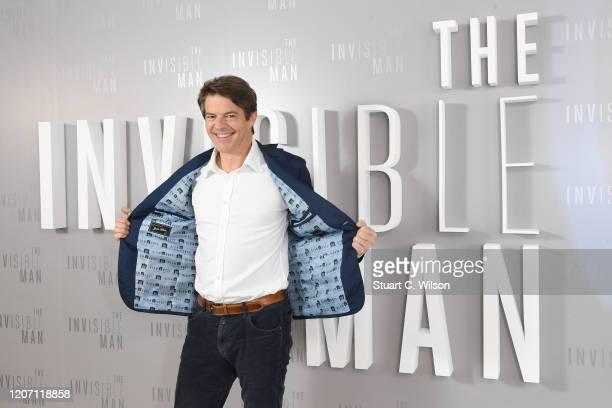 Jason Blum attends the The Invisible Man Photocall at Soho Hotel on February 18 2020 in London England
