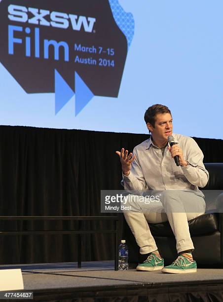 31 Jason Blum Keynote Greenroom Photo Op 2014 Sxsw Music Film