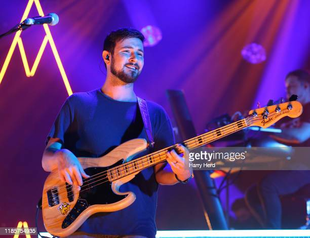Jason Boland of Kodaline performs at O2 Guildhall on November 05, 2019 in Southampton, England.