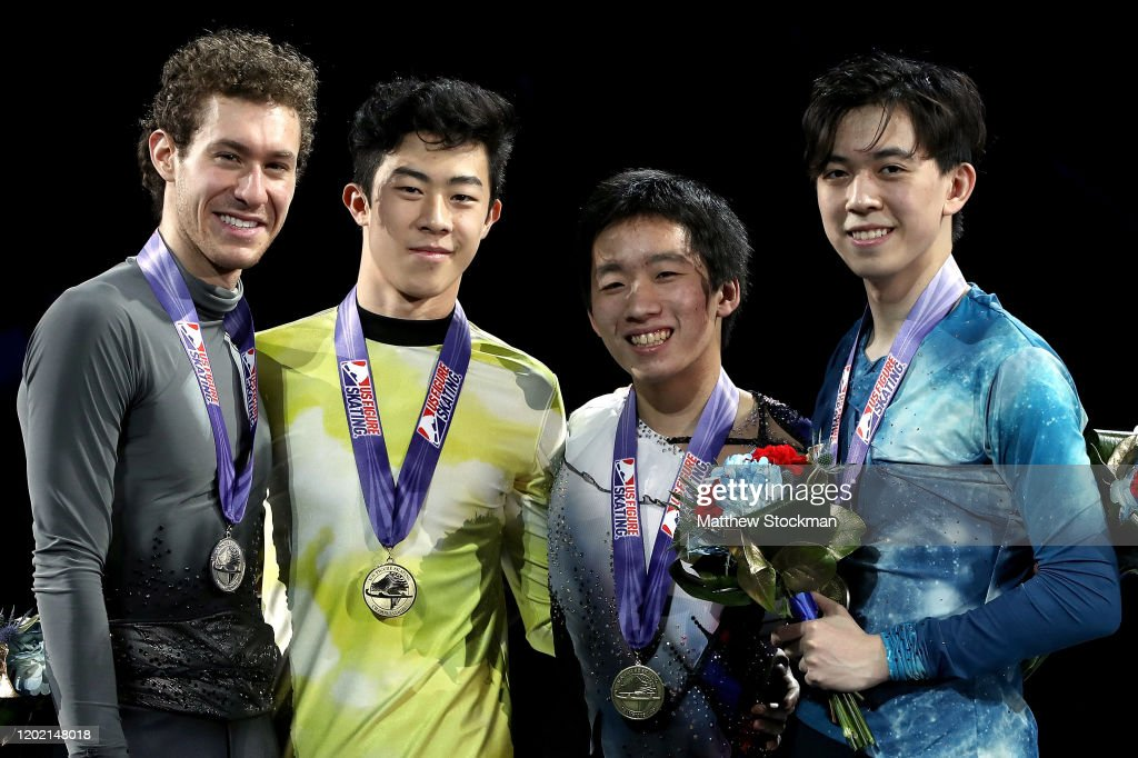 2020 U.S. Figure Skating Championships - Day 7 : ニュース写真