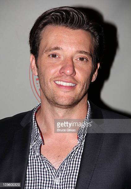 Jason Butler Harner attends the Opening Night After Party of Through A Glass Darkly at the Chinatown Brasserie on June 6 2011 in New York City