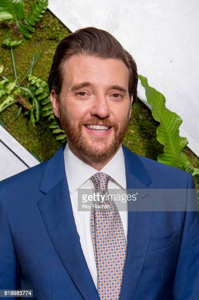 Jason Butler Harner attends the Ozark New York Screening at The Metrograph on July 20 2017 in New York City