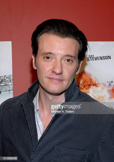 Jason Butler Harner attends the premiere of 'Kill the Irishman' at Landmark's Sunshine Cinema on March 7 2011 in New York City
