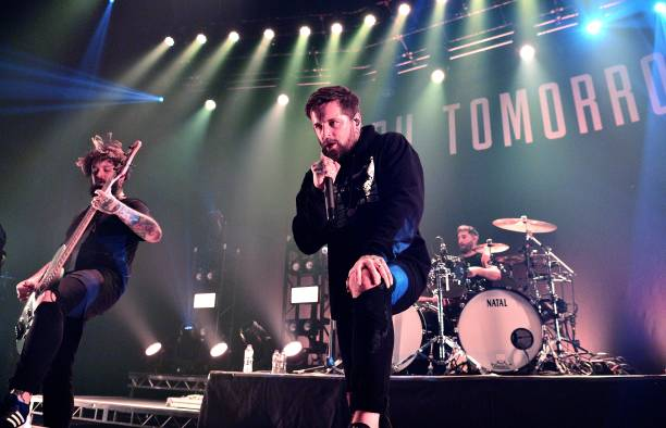 GBR: Bury Tomorrow Perform At The Roundhouse, London