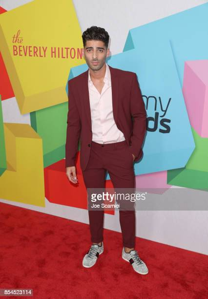 Jason Canela at the 2017 Streamy Awards at The Beverly Hilton Hotel on September 26 2017 in Beverly Hills California