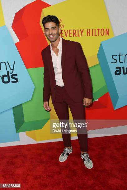 Jason Canela attends the 7th Annual 2017 Streamy Awards at The Beverly Hilton Hotel on September 26 2017 in Beverly Hills California