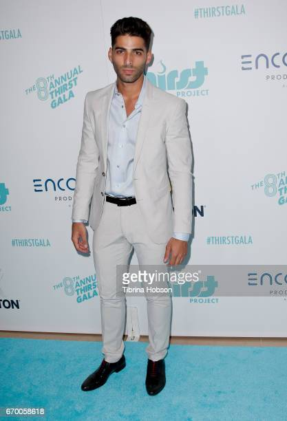 Jason Canela attends the 8th annual Thirst Gala at The Beverly Hilton Hotel on April 18 2017 in Beverly Hills California