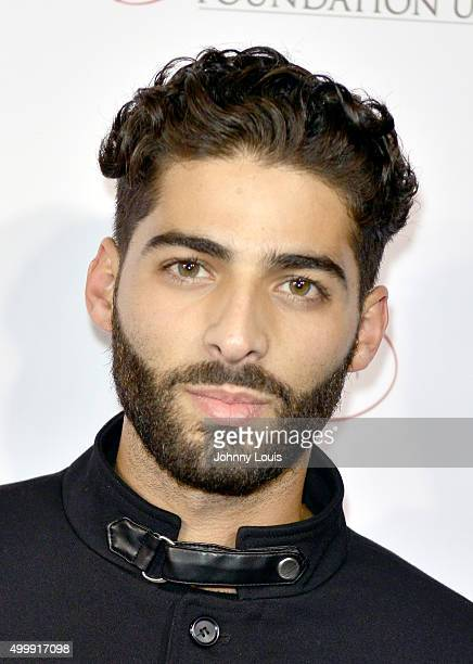 Jason Canela attends the Global Gift Foundation Dinner at Auberge Residences Spa sales office on December 3 2015 in Miami Florida