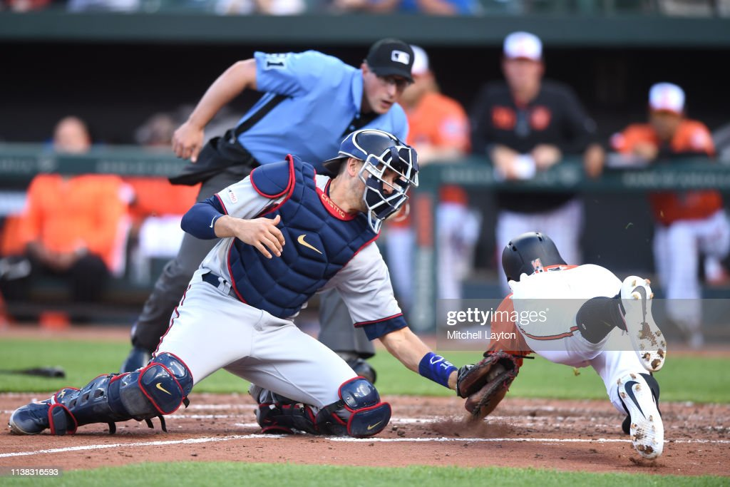 MD: Minnesota Twins v Baltimore Orioles - Game One