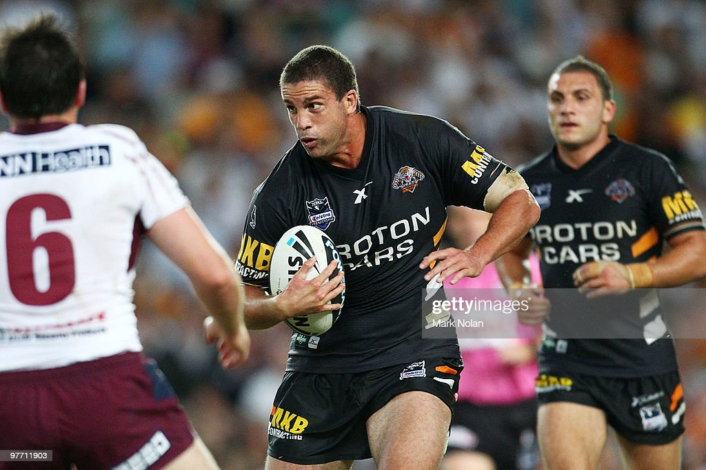 NRL Rd 1 - Wests Tigers v Sea Eagles