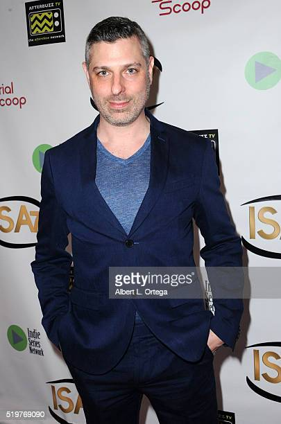Jason Cicci at the 7th Annual Indie Series Awards held at El Portal Theatre on April 6 2016 in North Hollywood California