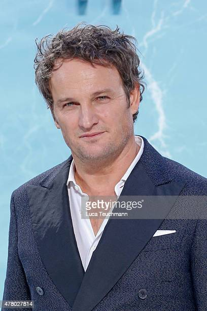 Jason Clarke arrives at the European Premiere of 'Terminator Genisys' at the CineStar Sony Center on June 21 2015 in Berlin Germany