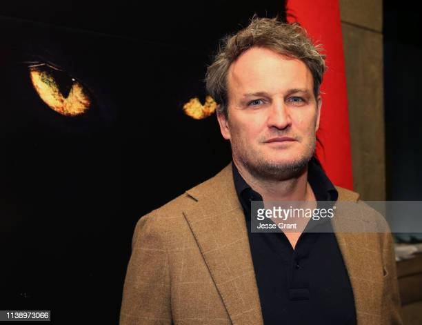 Jason Clarke attends a Beyond Fest screening of 'Pet Sematary' at The Egyptian Theatre on March 28 2019 in Los Angeles California