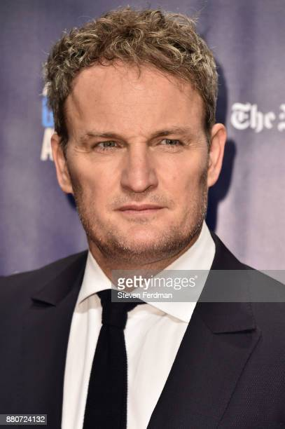 Jason Clarke attends IFP's 27th Annual Gotham Independent Film Awards at Cipriani Wall Street on November 27 2017 in New York City