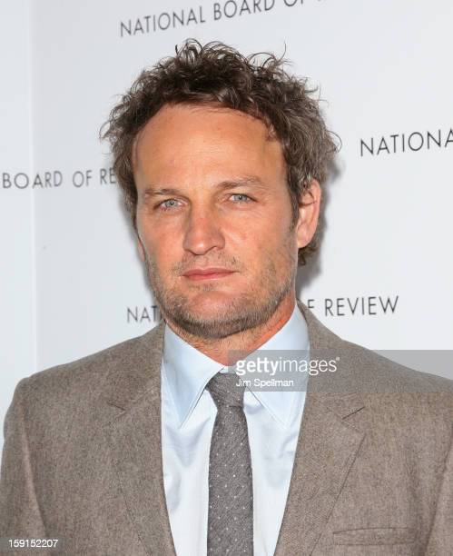 Jason Clarke attends the 2013 National Board Of Review Awards Gala at Cipriani Wall Street on January 8 2013 in New York City