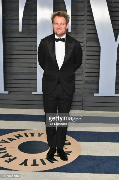 Jason Clarke attends the 2018 Vanity Fair Oscar Party hosted by Radhika Jones at Wallis Annenberg Center for the Performing Arts on March 4 2018 in...
