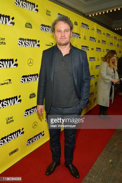 Jason Clarke attends the Pet Sematary Premiere 2019 SXSW Conference and Festivals at Paramount Theatre on March 16 2019 in Austin Texas